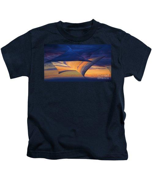 Peeling Back The Layers Kids T-Shirt
