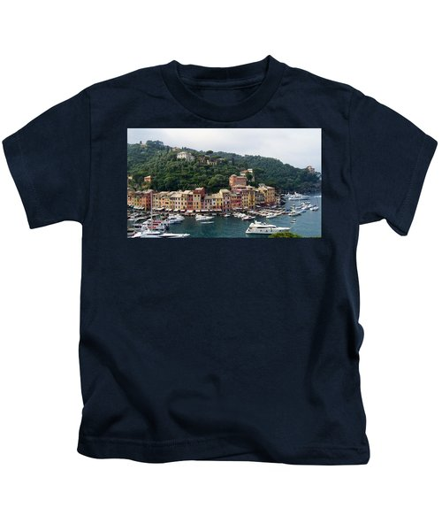 Portofino Dreaming Kids T-Shirt