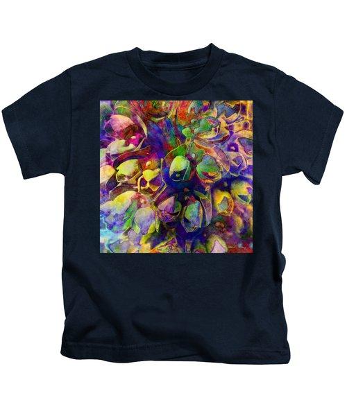 Spring In My Mind Kids T-Shirt