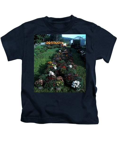 The Stand In Autumn Kids T-Shirt