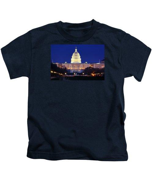 U.s. Capitol Kids T-Shirt