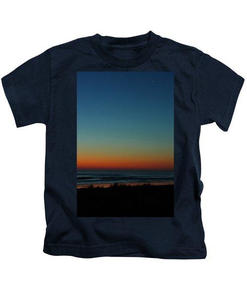Venus And Atlantic Before Sunrise Kids T-Shirt