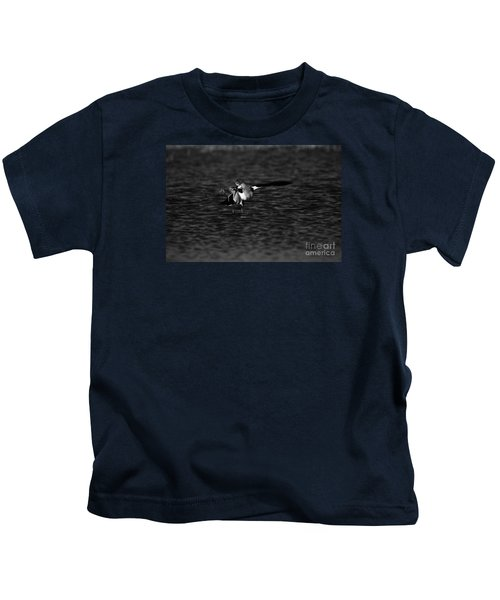 American Avocet Dance  Kids T-Shirt