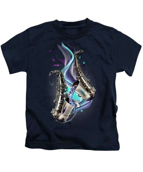 Aquarius Kids T-Shirt