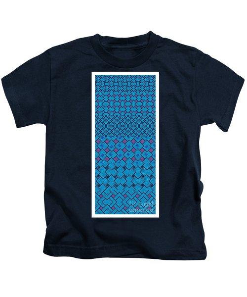 Bibi Khanum Ds Patterns No.7 Kids T-Shirt