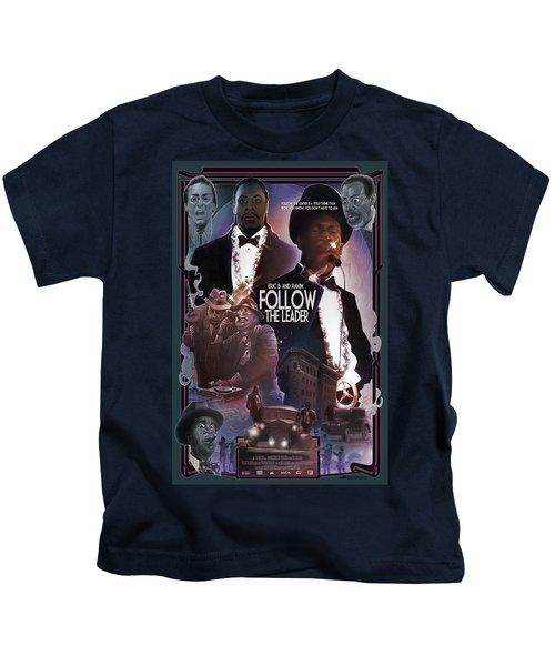 Follow The Leader 2 Kids T-Shirt