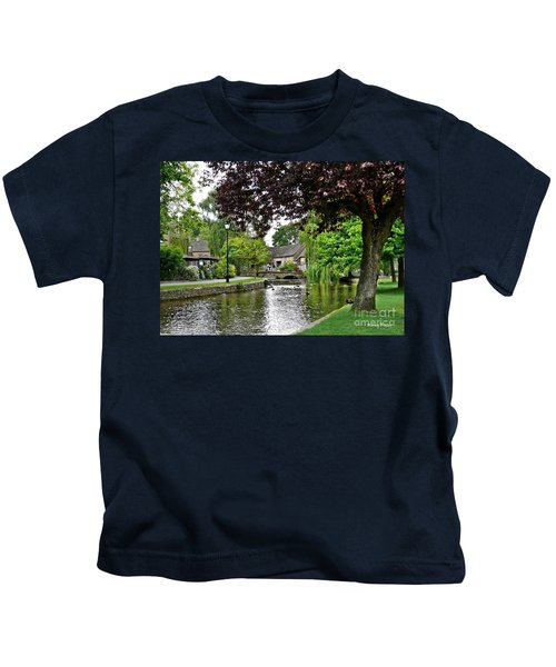 Bourton-on-the-water Kids T-Shirt