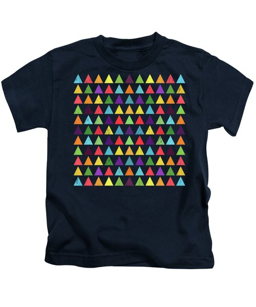 Geometric Pattern  Kids T-Shirt