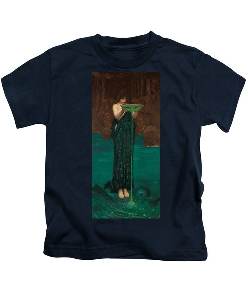 Circe Invidiosa Kids T-Shirt