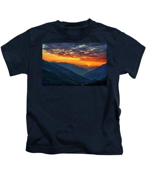 Kalinchok Kathmandu Valley Nepal Kids T-Shirt