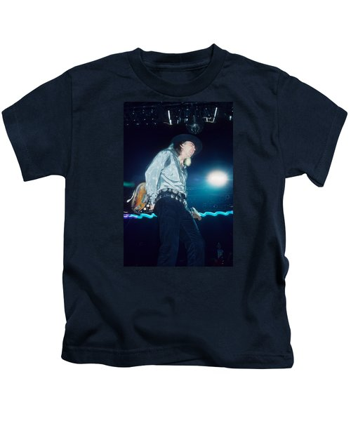Stevie Ray Vaughan Kids T-Shirt