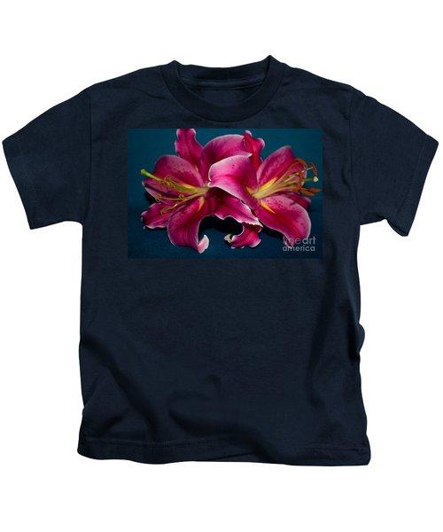 A Bunch Of Beauty Floral Kids T-Shirt