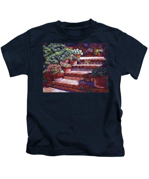 A California Greeting Kids T-Shirt