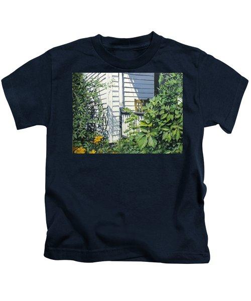 A Corner Of Summer Kids T-Shirt