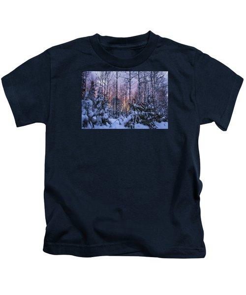 A Hidden Trail Kids T-Shirt