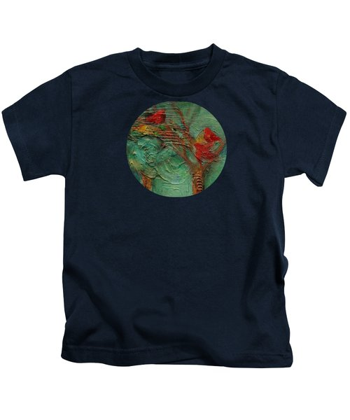 A Home In The Woods Kids T-Shirt