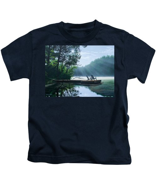 A Place To Ponder Kids T-Shirt