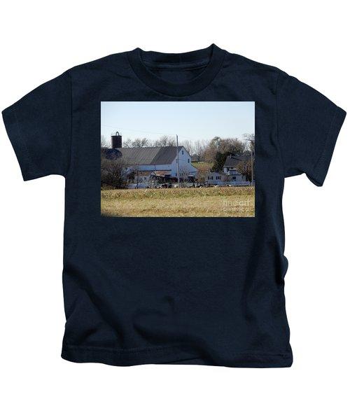 A Sunny November Afternoon Kids T-Shirt