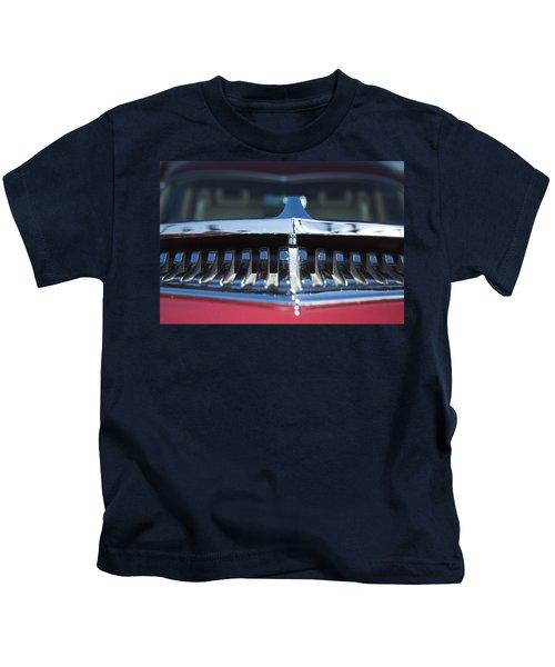A Toothy Grin Kids T-Shirt