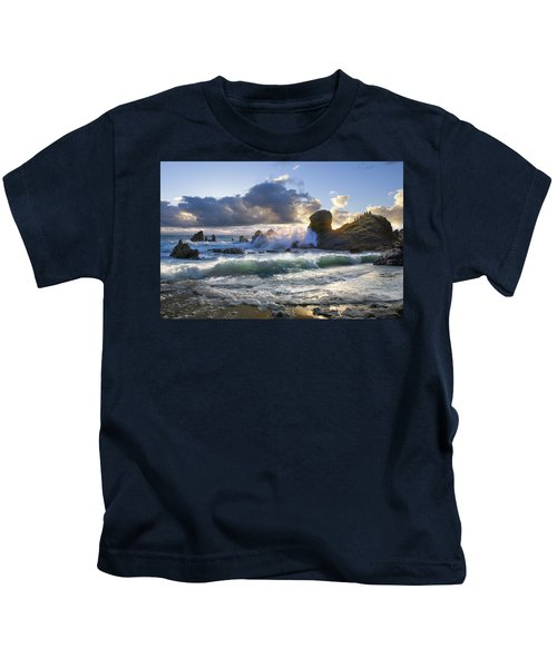 A Whisper In The Wind Kids T-Shirt