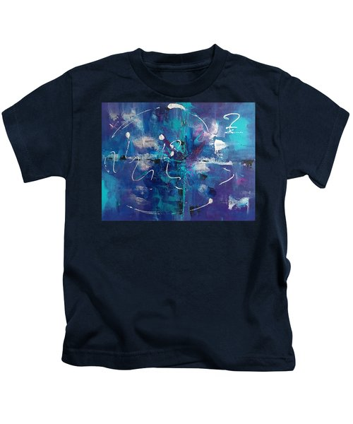 Abstract I Kids T-Shirt