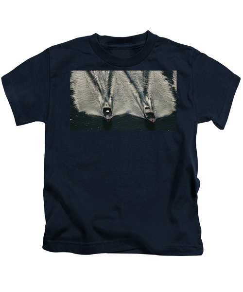 Aerial Wash Kids T-Shirt