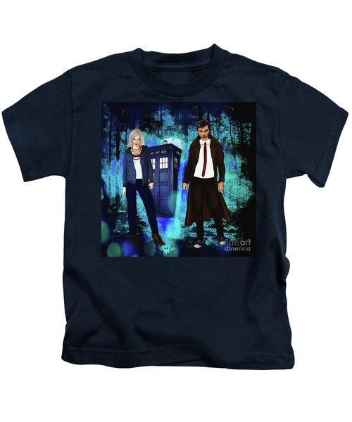Another Unknown Adventure Kids T-Shirt