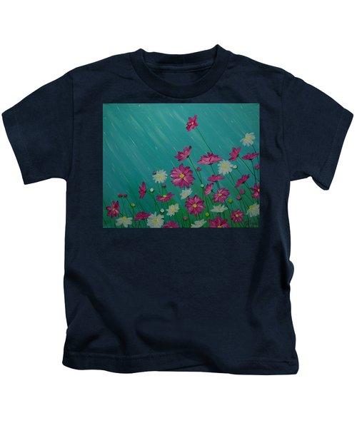 April Showers Kids T-Shirt