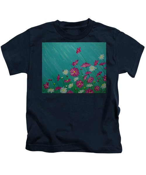 April Showers Kids T-Shirt