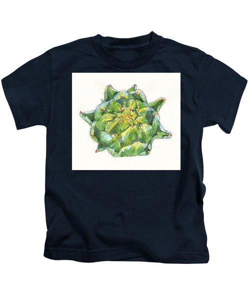 Artichoke Star Kids T-Shirt