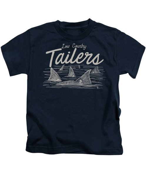 Low Country Tailers Kids T-Shirt