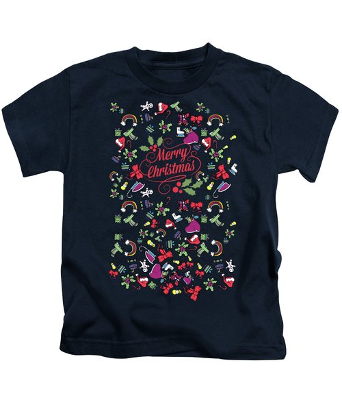 Santa Claus Kids T-Shirt