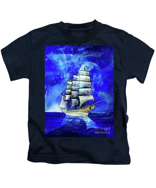 At Sea Kids T-Shirt