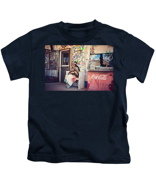 At The Hackberry General Store Kids T-Shirt