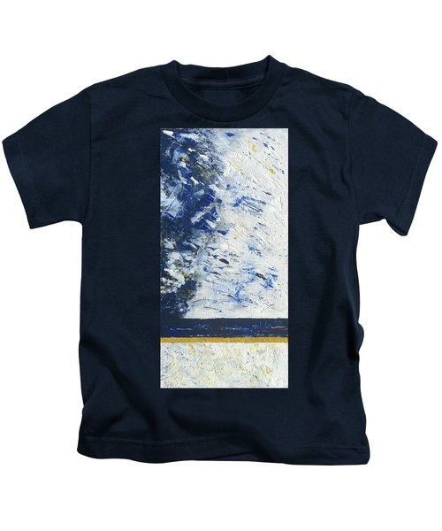 Atmospheric Conditions, Panel 1 Of 3 Kids T-Shirt
