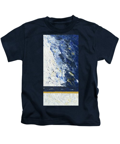 Atmospheric Conditions, Panel 2 Of 3 Kids T-Shirt