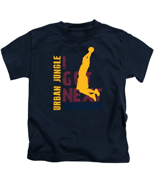 Basketball I Got Next 5 Kids T-Shirt