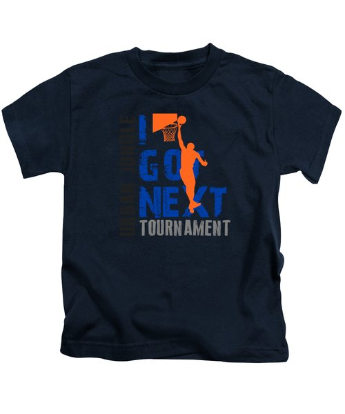 Basketball I Got Next Kids T-Shirt