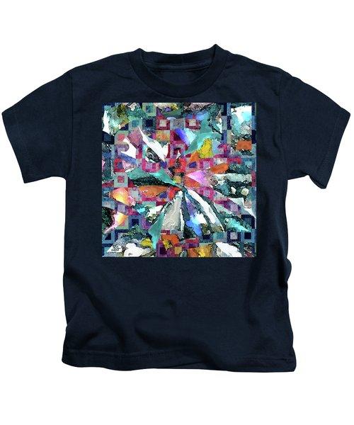 Batik Overlay Kids T-Shirt