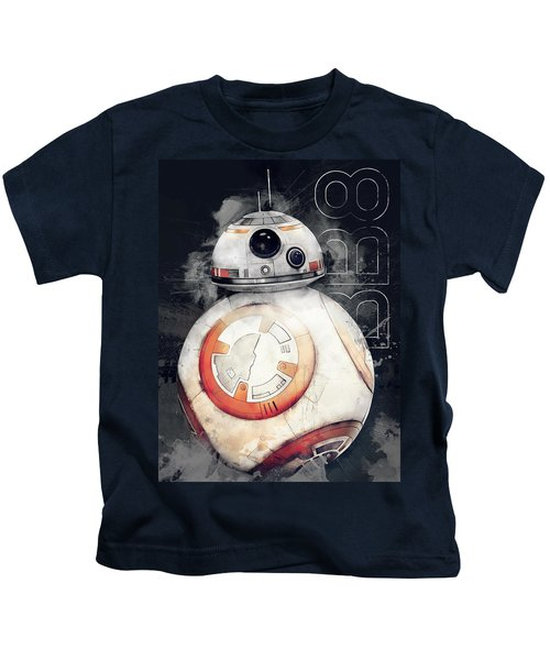 Bb8 Kids T-Shirt