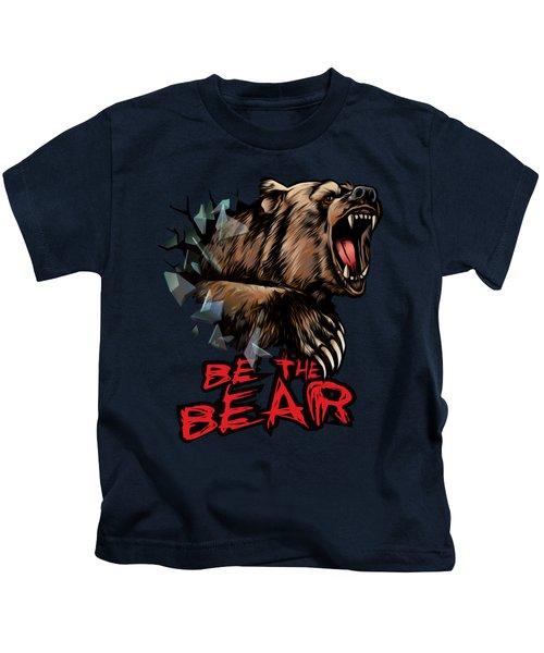 Be The Bear Kids T-Shirt