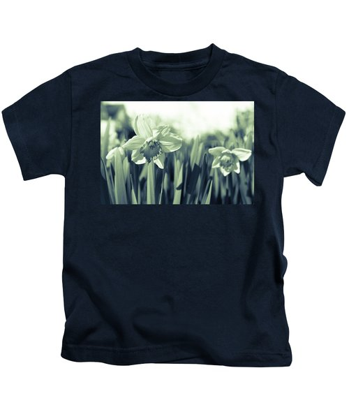 Beautiful Daffodil Kids T-Shirt