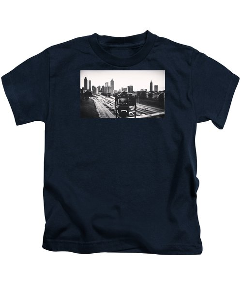 Behind The Lens Kids T-Shirt