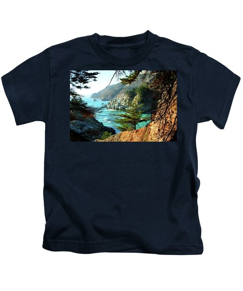 Big Sur Vista Kids T-Shirt