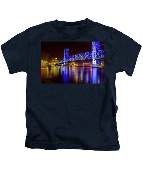 Blue Bridge 2 Kids T-Shirt