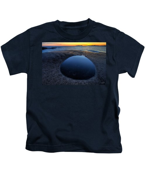 Blue Lagoon   Kids T-Shirt