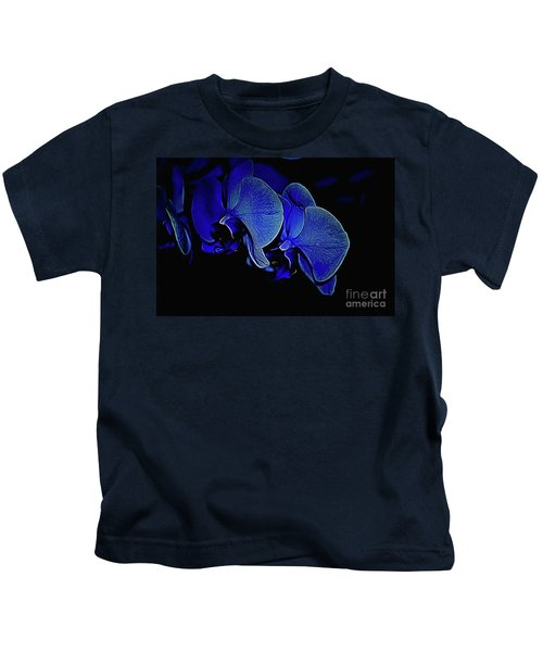 Blue Light Kids T-Shirt
