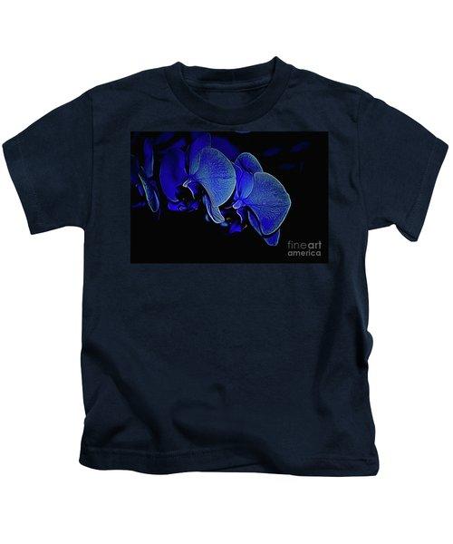 Blue Light Kids T-Shirt