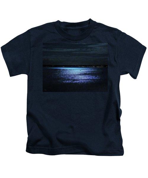 Blue Velvet Kids T-Shirt