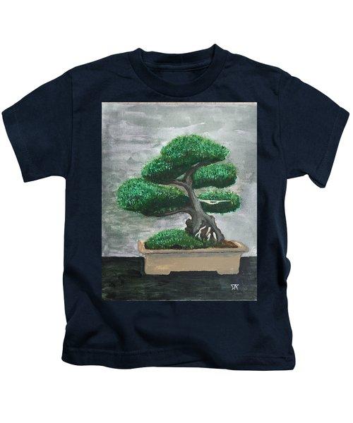 Bonsai #2 Kids T-Shirt